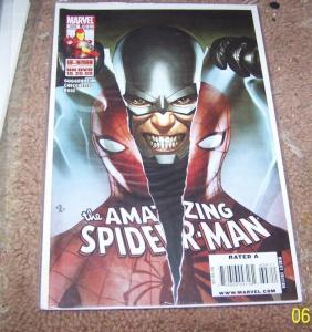 Amazing Spider-Man # 608 2009, Marvel who was ben reilly clone