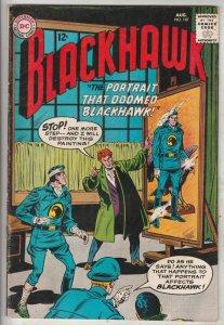 Blackhawk #187 (Aug-62) VF/NM High-Grade Black Hawk, Chop Chop, Olaf, Pierre,...