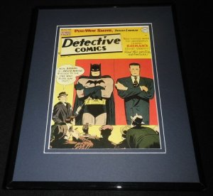 Detective Comics #159 Framed 11x14 Repro Cover Display Batman Bruce Wayne