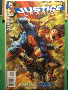 Justice League #14 The New 52