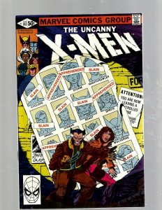 (Uncanny) X-Men # 141 NM Marvel Comic Book Beast Angel Cyclops Magneto SM19