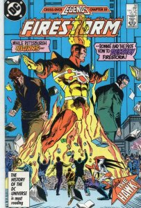 FIRESTORM THE NUCLEAR MAN #56, VF/NM, DC, 1982 1987, more DC in store
