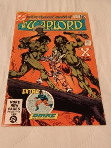 Warlord #46 (1981) EA2