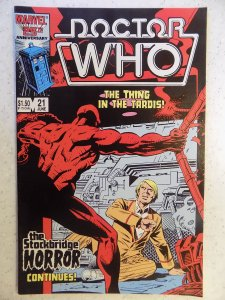 Doctor Who #21 (1986)