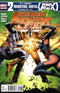 New Avengers (2nd Series) #22 VF/NM; Marvel | save on shipping - details inside