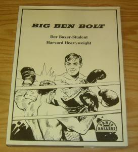 Big Ben Bolt HC 1 VF numbered hardcover (#396 of 1000) classic comic strips 1978