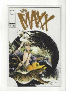 Sam Keith's The Maxx # 2 Image Comics Unread NM