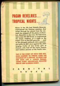 Carnival Books #912 1952-Frederic Spencer-spicy Good Girl art cover-VG/FN