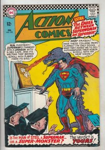 Action Comics #333 (Feb-66) VF/NM- High-Grade Superman