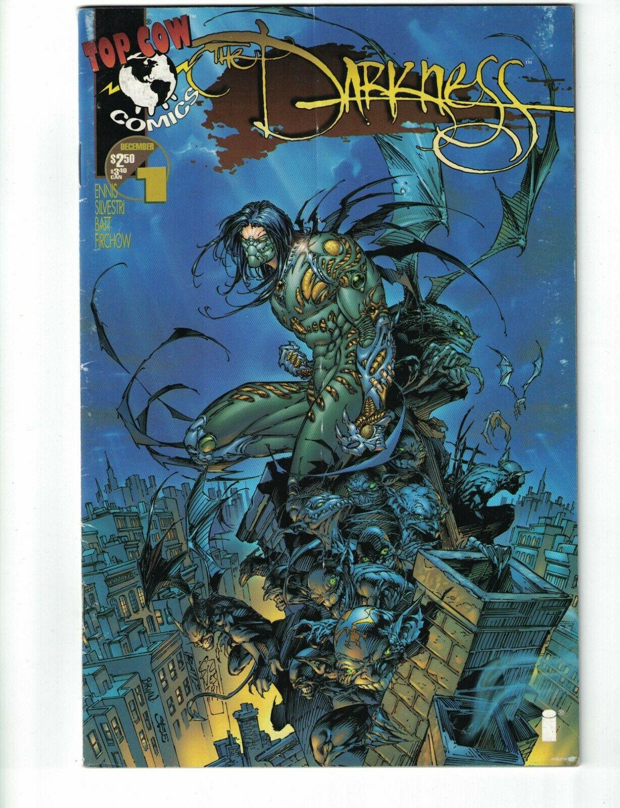 No.1 1996 Garth Ennis /& Marc Silvestri Vol.1 The Darkness