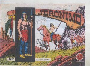 Jeronimo numero 63: se ofrece a la venta solo la cubierta (ver detalle en el ...
