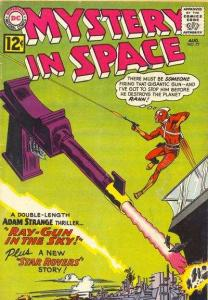 Mystery in Space (1951 series) #77, Good (Stock photo)