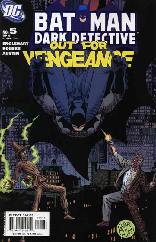 Batman: Dark Detective #5 VF/NM; DC | save on shipping - details inside