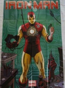 IRON MAN Promo Poster, 24 x 36, 2013, MARVEL, Unused more in our store 309