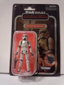 Star Wars The Vintage Collection Remnant Storm Trooper 3.75-inch Figure