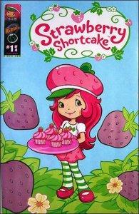 Strawberry Shortcake #1 Kizoic Ape Comics 2011 NM