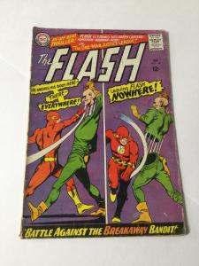 The Flash 158 2.5 Gd+ Good+ DC Comics SA