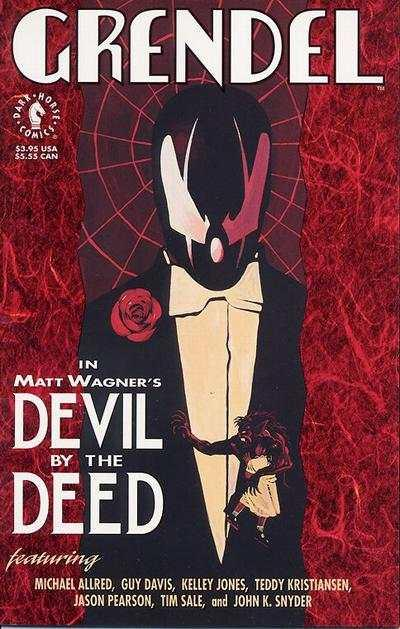 Grendel: Devil by the Deed #1, NM (Stock photo)
