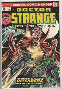 Doctor Strange #2 (Aug-74) NM+ Super-High-Grade Dr.Strange