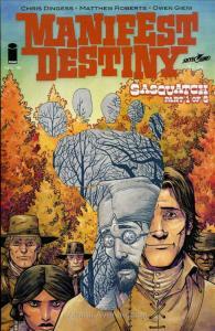 Manifest Destiny #19A VF; Image | save on shipping - details inside