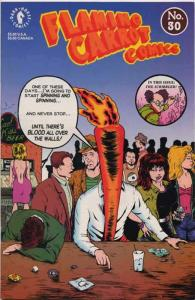 Flaming Carrot Comics #30A VF/NM; Dark Horse   save on shipping - details inside
