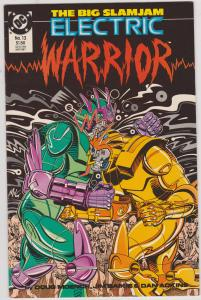 Electric Warrior #13
