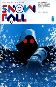 Snowfall #1 VF/NM; Image | save on shipping - details inside