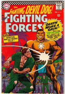 Our Fighting Forces #98 (Jul-65) VF High-Grade Lt. Larry Rock, the Fighting D...