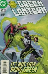 Green Lantern (3rd Series) #140 VF/NM; DC | save on shipping - details inside