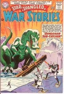 STAR SPANGLED WAR 112 VG   January 1964 COMICS BOOK
