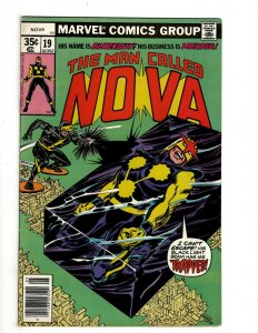7 The Man Called Nova Marvel Comics # 19 20 21 22 23 24 25 Blackout Murder J461