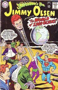 Superman's Pal Jimmy Olsen #105 (Sep-67) VG/FN Mid-Grade Jimmy Olsen