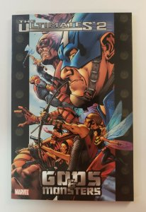 THE ULTIMATES 2 VOL.1  GODS & MONSTERS TPB SOFT COVER FIRST PRINT NM