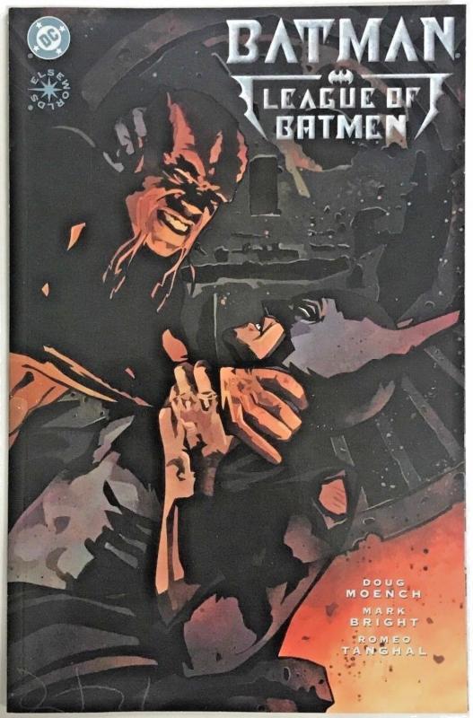 BATMAN LEAGUE OF BATMEN#2  VF/NM 2001 ELSEWORLD DC COMICS