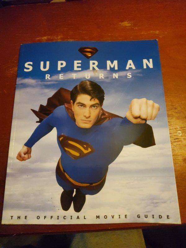 Superman returns movie guide