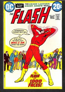 Flash #218 FN/VF 7.0 DC Comics