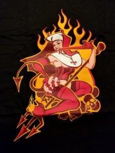 Bawidamann Bad Habbit T-Shirt L NOS w/ Tags