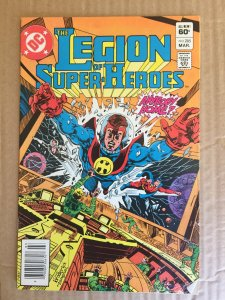 The Legion of Super -Heroes
