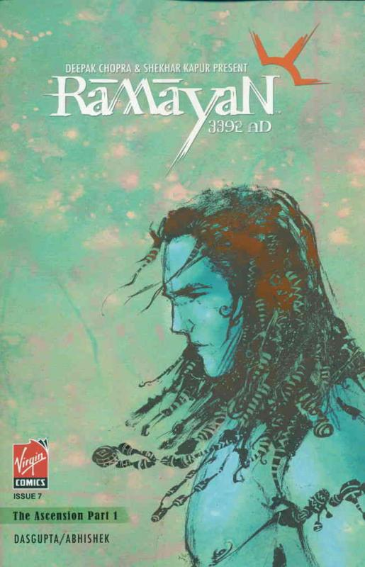 Ramayan 3392 A.D. #7 VF/NM; Virgin | save on shipping - details inside