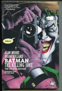 Batman: The Killing Joke-Alan Moore-Sealed-Hardcover