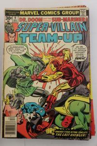 Super-Villain Team-Up 9 VG
