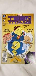 Teen Titans #14 - NM - Looney Tunes Variant