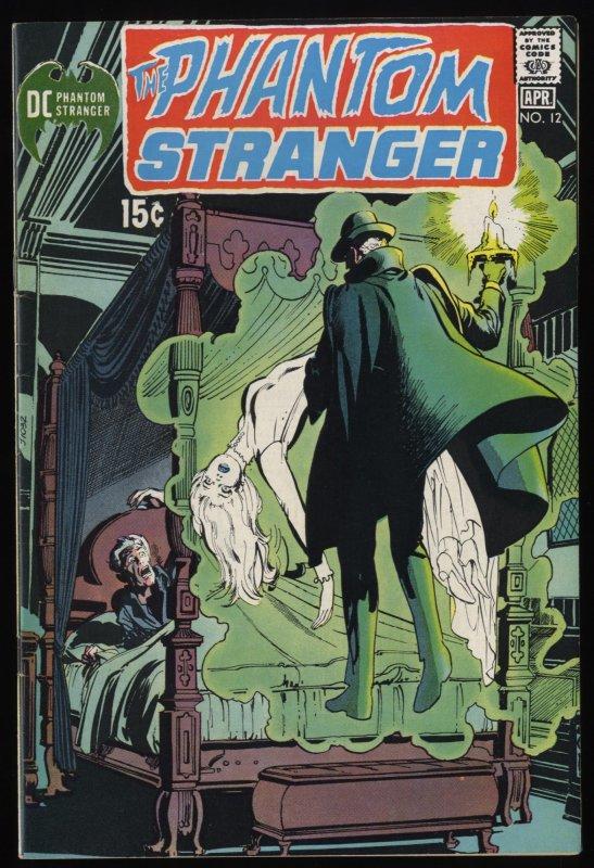 Phantom Stranger #12 VF 8.0 DC Comics
