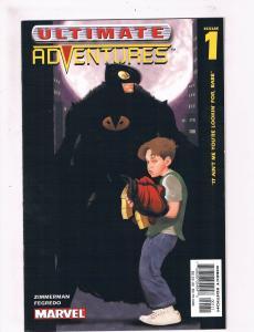 Ultimate Adventures # 1 VF/NM Marvel Comic Books Avengers X-Men Iron Man WOW SW7