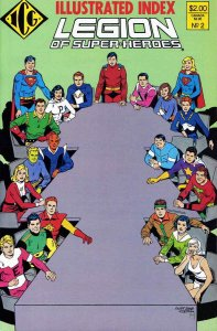 Official Legion of Super-Heroes Index, The #2 FN; ICG | save on shipping - detai