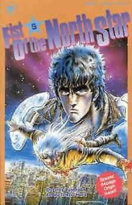 Fist of the North Star #5 VF/NM; Viz | save on shipping - details inside