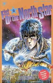 Fist of the North Star #5 VF/NM; Viz   save on shipping - details inside