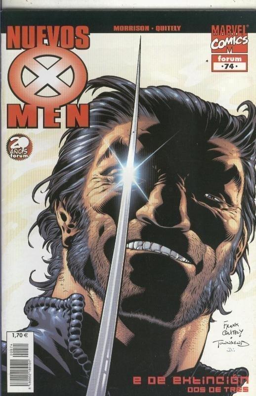 X Men volumen 2 numero 74