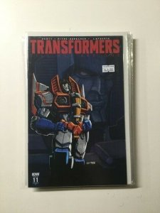 Transformers 11 Variant Near Mint IDW HPA