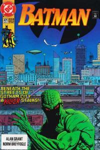 Batman (1940 series) #471, NM- (Stock photo)